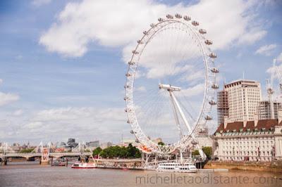 London Eye - Londres, Inglaterra, Reino Unido