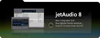 Free Download JetAudio Basic + jetAudio 8 Plus VX Upgrade versi terbaru