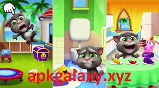 My Talking Tom Mod Apk (Unlimited Coins)