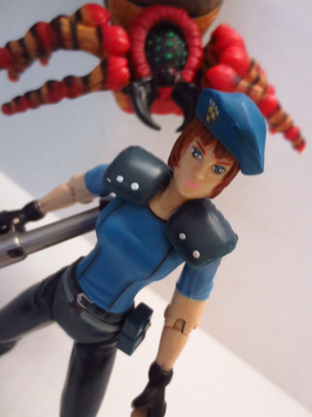 Action Figure Barbecue Action Figure Review Jill Valentine Web