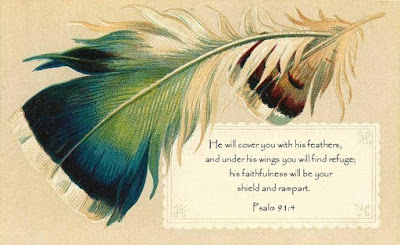 Brynwood Needleworks: Sunday Scripture - Happy New Year...