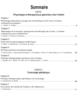 Guide pratique de toxicologie pédiatrique 11