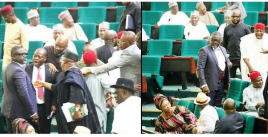 Conflict Ensues Between APC, PDP Reps Over Buhari's Refusal to Sign Electoral Bill