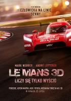 Le Mans 3D plakat film
