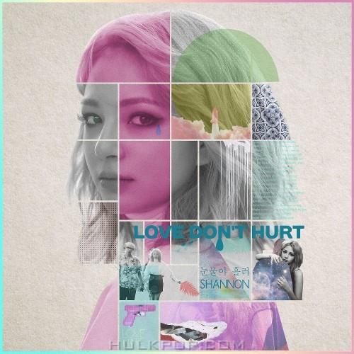 SHANNON – Love Don`t Hurt – Single