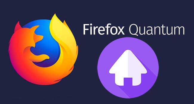 Firefox Quantum'da Yeni Giriş Sayfasını Eskiye Dönder