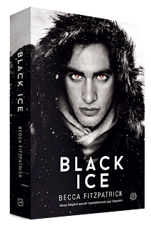 Znalezione obrazy dla zapytania black ice książka