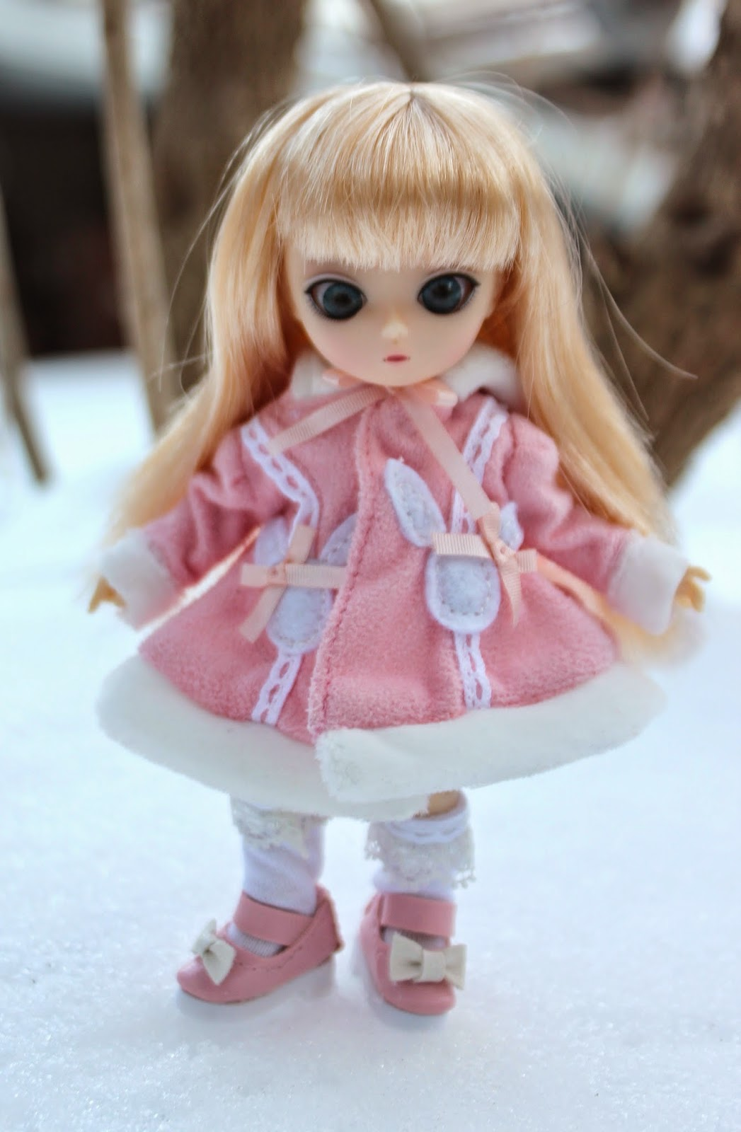 The Dolls Between Us: PLANET OF THE DOLLS: Ai Ball Jointed Doll Lagrus Mini Review