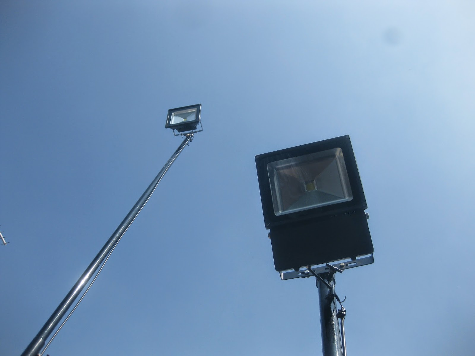 lampu sorot