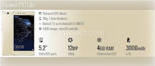31. Huawei P10 Lite