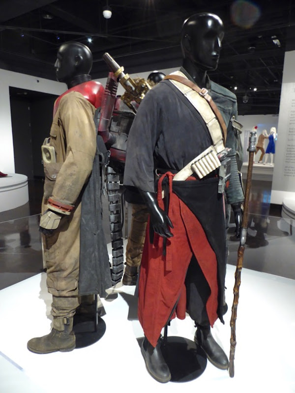 Chirrut Imwe Rogue One film costume