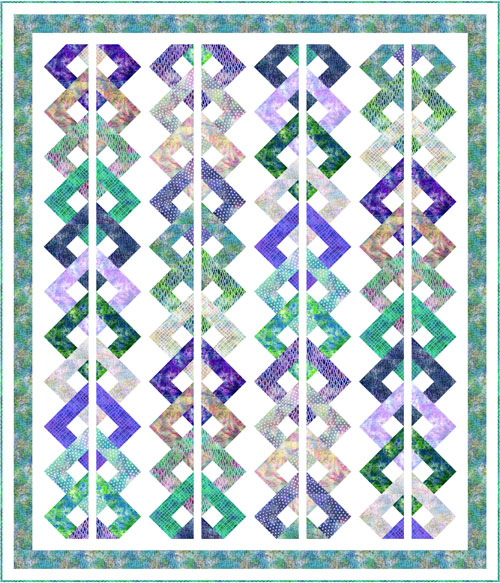 Free Quilt Patterns From Pinterest : Inspired by Fabric: New FREE Quilt Patterns