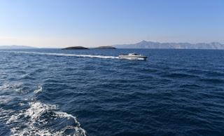 Νέα τουρκική πρόκληση: Παρενόχλησαν γερμανικό πλοίο στο Αιγαίο