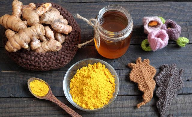 Tác dụng của nghệ mật ong đối với sức khỏe và làm đẹp