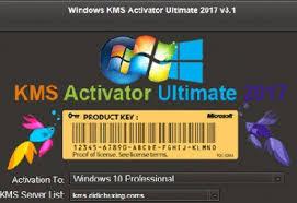 اخر إصدار من أداة تفعيل الويندوز والأوفيس | Windows KMS Activator Ultimate 2018 4.0