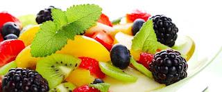buah untuk perawatan wajah