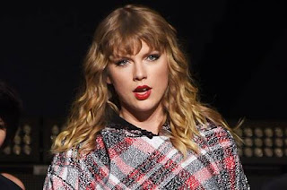 Followers Instagram Terbanyak Taylor Swift