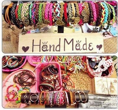 Kinh doanh online Tết với đồ handmade