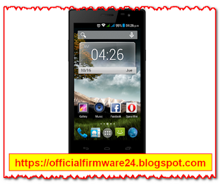 Symphony H20 Official Firmware/ Flash File Free Download