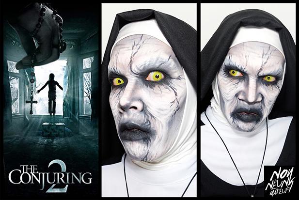 mengenal valak, setan conjuring 2