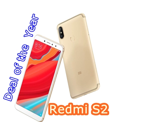 Deal of the Year Redmi S2