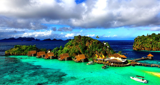 Raja Ampat Islands Attractions in Papua