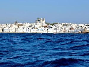 Vacances en Grèce, à Paros {Cyclades}