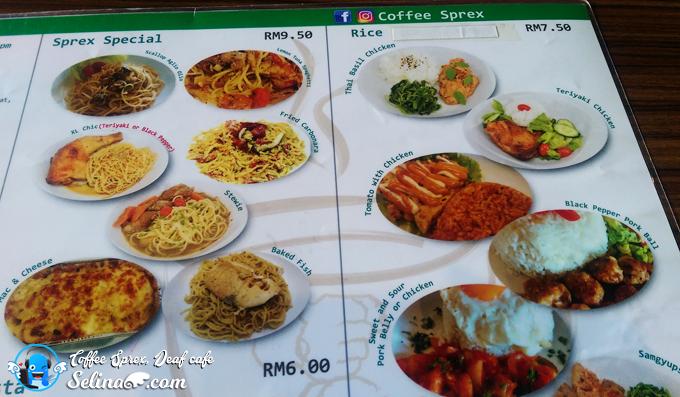 Wow Cafe Menu Prices