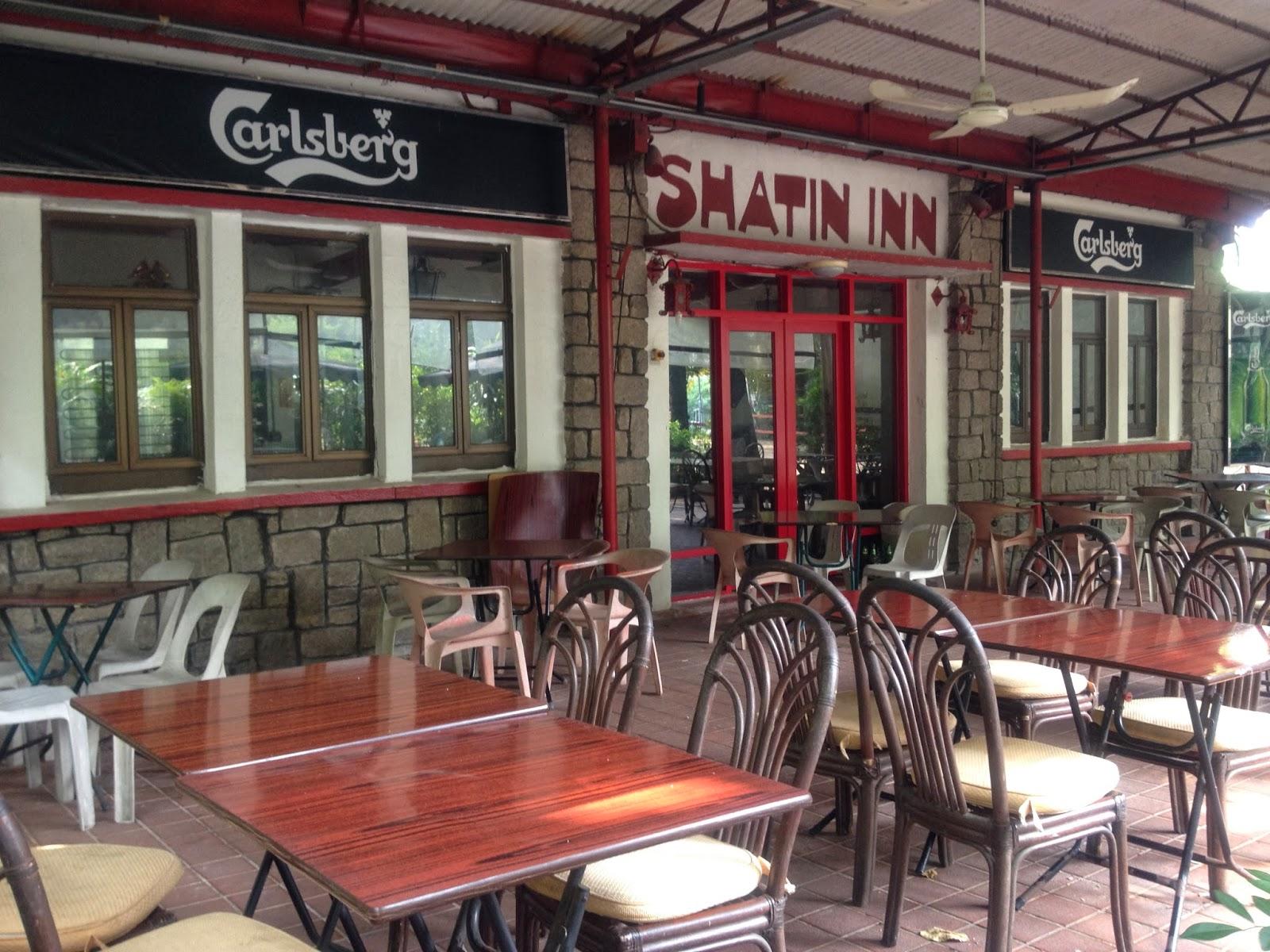 Old my Blog: [食記]沙田茵Shatin Inn