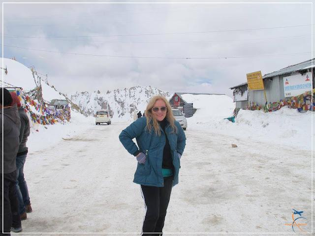 Khardung La, uma  das estradas mais altas do mundo!