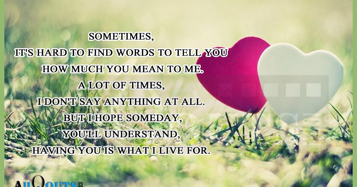 Cute Love Quotes For Him English : Cute Love Quotes for My Love HD Wallpapers Best Love Quotes for Him ...
