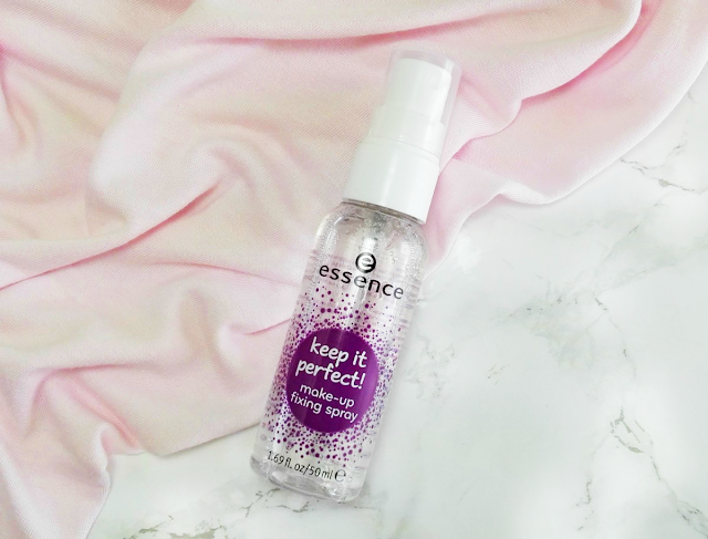 New In #20 Essence Keep it Perfect! Make-up Fixing Spray