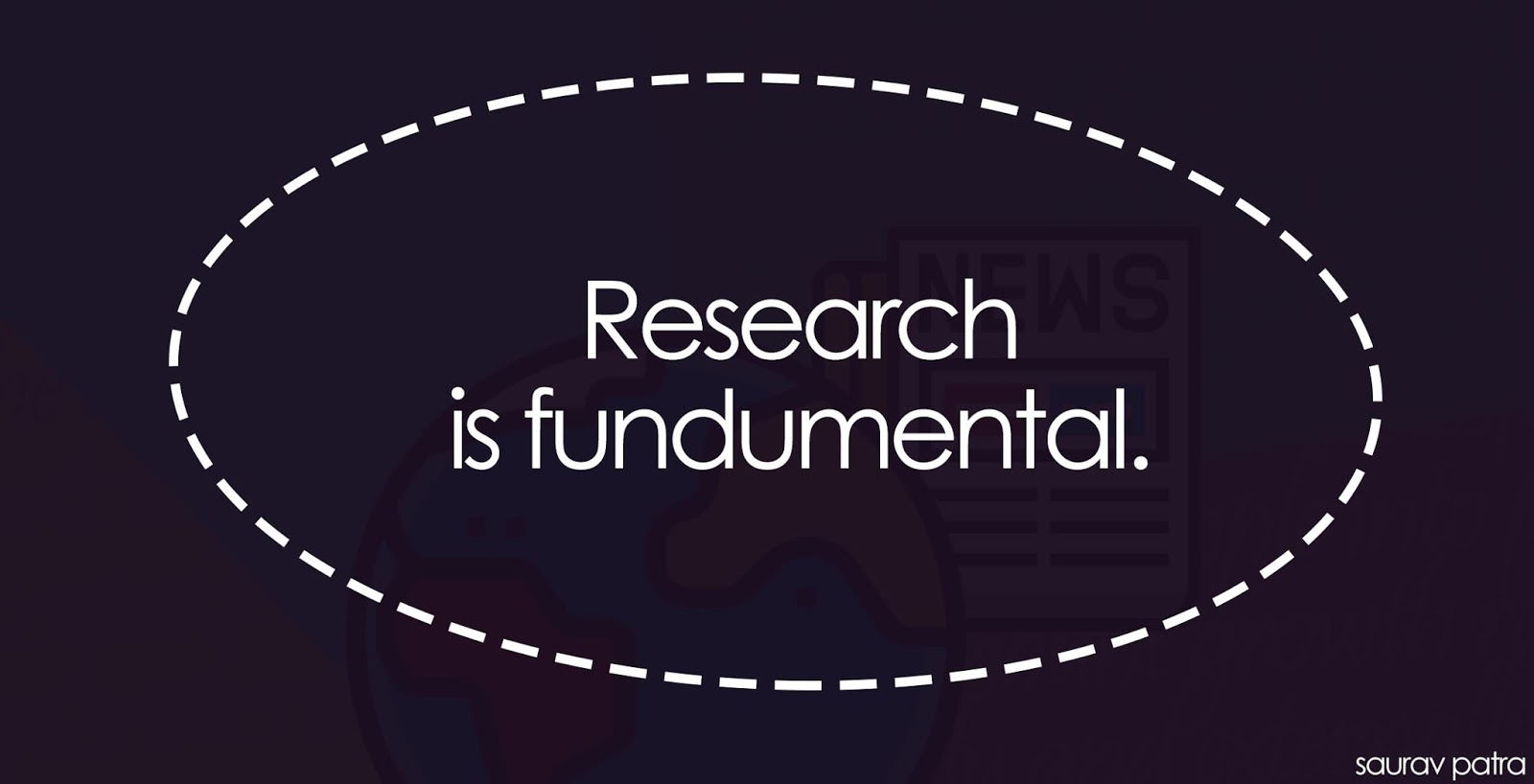 what is marketing research why is Why do most businesses conduct market research it's critical to use market research to make informed business decisions.