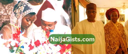aishat babangida first husband