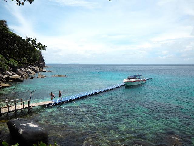 Raya Island, Phuket, Thailand