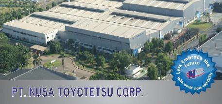 Lowongan Kerja Operator Produksi PT. NTC ( Nusa Toyotetsu Corporation)
