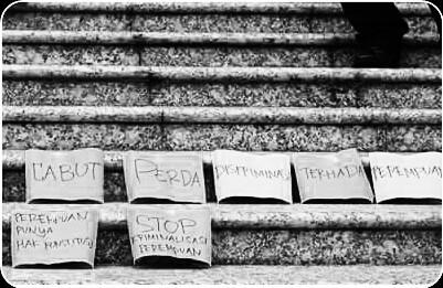 Pemerintah Lakukan Pembiaran Perda Diskriminatif