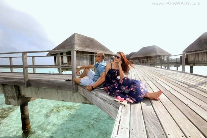 Thet Mon Myint and Sit Naing Beautiful Vacation Photos