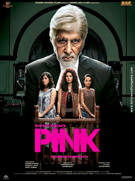 Pink (2016) Movie Poster