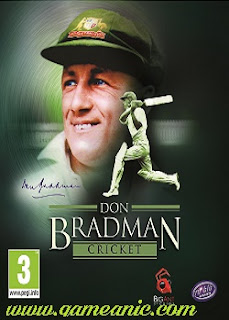 Don Bradman Cricket 14 oover
