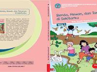 Buku Siswa Kelas 1 Tema 7 Semester 2 K13 Revisi 2017