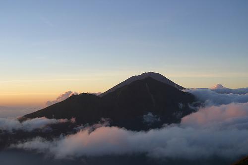 Mount Batur, Volcano in Bali