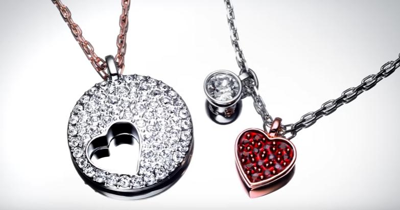 canzone pubblicit swarovski san valentino idee regalo