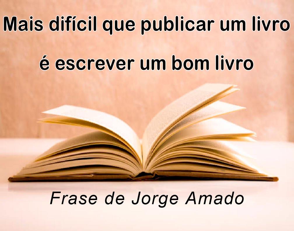 Frases De Jorge Amado Frases Curtas