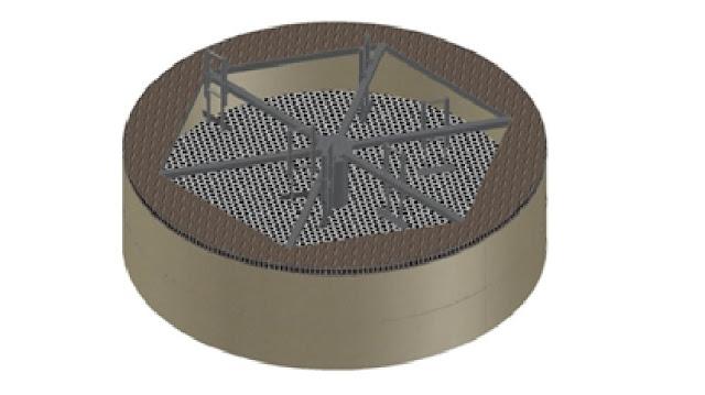 Rotary Dryer, Gambar Teknik Rotary Dryer, Alat Pengeringan Kakao