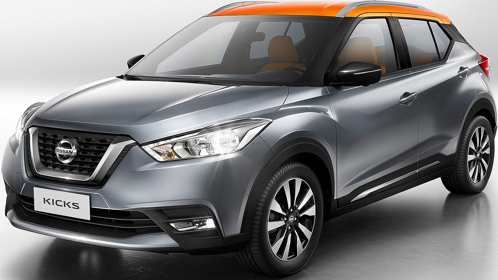 Design Honda Hr V Vs Nissan Kicks Hrv Kicks Carwp