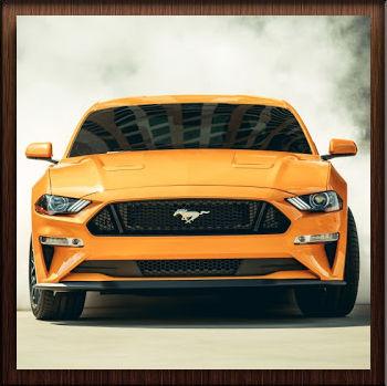 Ford Mustang GT - Avatar en HD