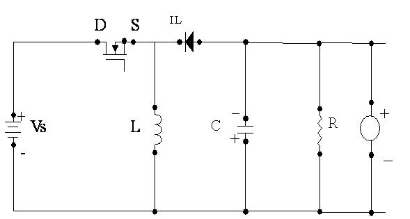 variable voltage regulation circuit diagram