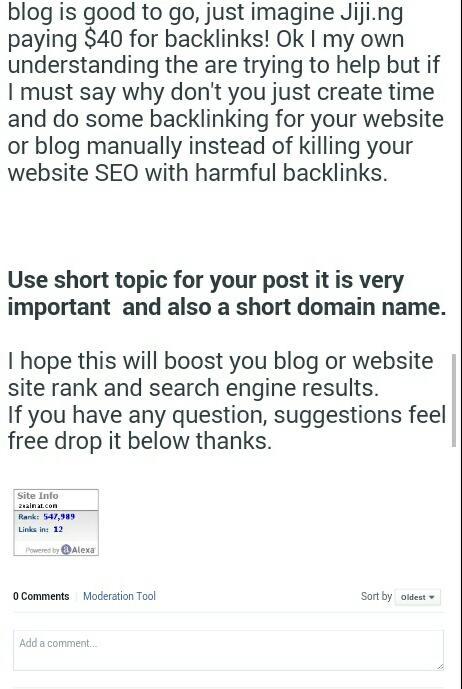 How To Add Alexa Rank Widget On Any Blogger Blog Post Manually