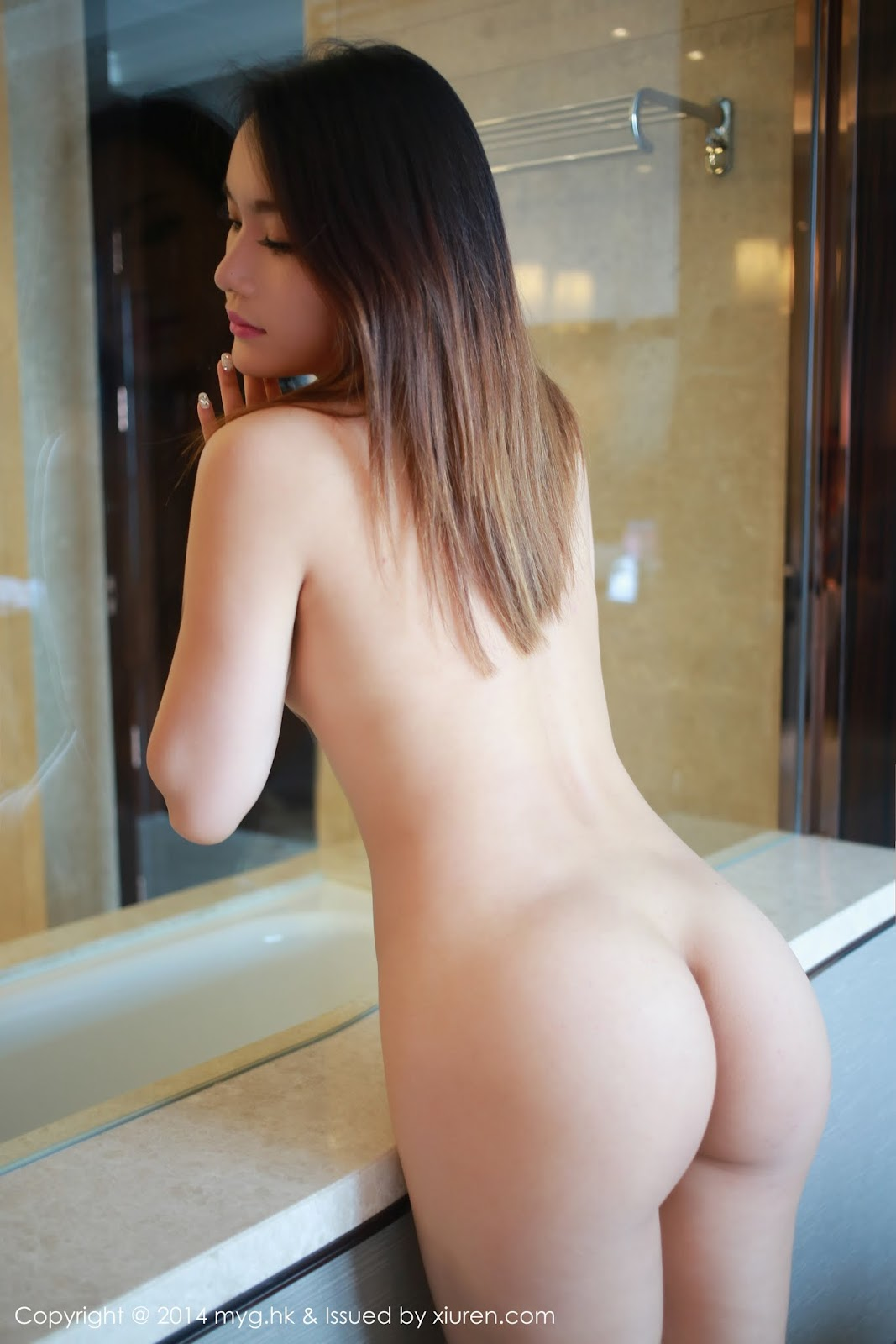0035 - Beautiful Naked Girl Model MYGIRL VOL.35